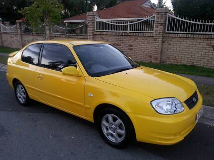 "2005 Hyundai Accent  "" VERY APPEALING "" Eight Mile Plains Brisbane South West Preview"