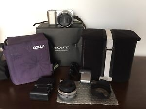Sony digital single-lens reflex camera (NEX-3)
