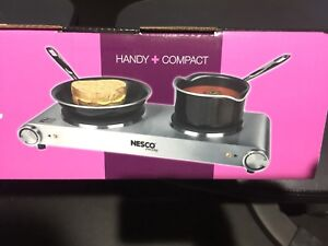 Brand new portable cook top