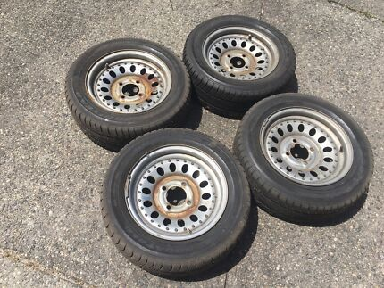 Datsun 1200 mags/tyres Morley Bayswater Area Preview