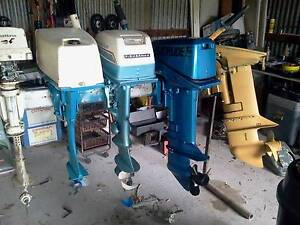 Wanted outboard motors/service/ repairs/ trade/ buy Pittsworth Toowoomba Surrounds Preview
