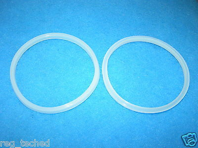 Lot Of 2 Manual Sausage Stuffer Replacement Gasket Seal 3l 5l 7l Mtn Lemothers