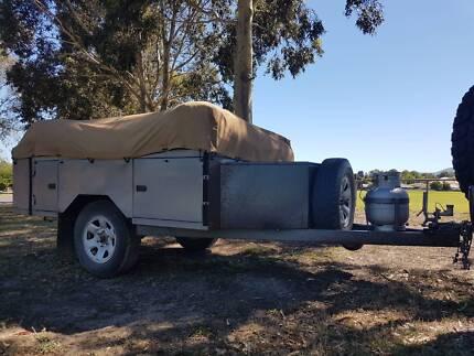 Camper trailer.