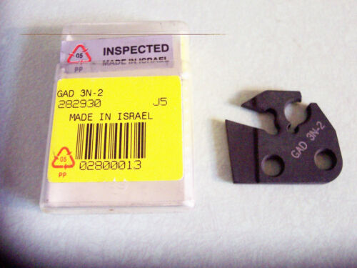 New - GAD 3N-2 Insert Blade  Holder Iscar