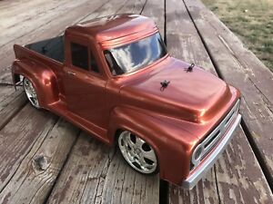 59 Ford on Tamiya TT-01 chassis RC Truck