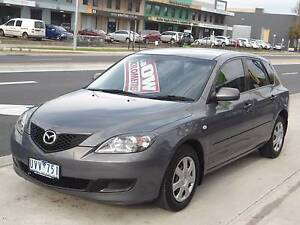 2007 Mazda Mazda3 Hatchback Footscray Maribyrnong Area Preview
