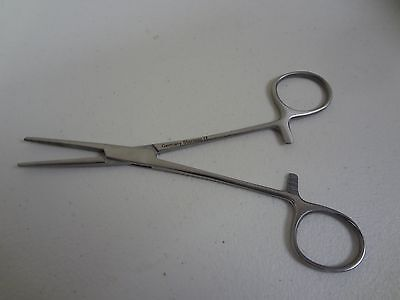 Kelly Hemostat Forceps 5.5 Straight German Stainless Steel Ce Surgical