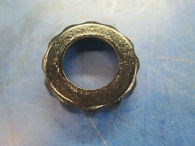 Enterprise Old Style Metal Cast Iron Nut Sausage Stuffer Lard Press