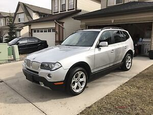 2009 Bmw X3 xDrive30i Immaculate Condition