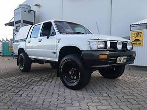 1994 Toyota Hilux Ute Huntingdale Gosnells Area Preview