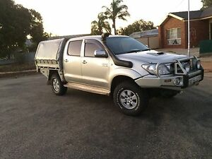 2010 Toyota Hilux Ute Swan Hill Swan Hill Area Preview