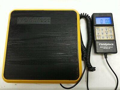 Fieldpiece Refrigerant Scale With Alarm Srs1