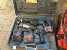 Tool kit 24v Bosch Oaklands Park Marion Area Preview