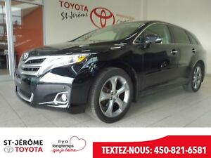 2016 Toyota Venza * LIMITED * V6 * AWD * TOIT * GPS * MAGS *