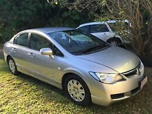 2008 Honda Civic Sedan VTI - Low KMs, Good Condition Woolloongabba Brisbane South West Preview