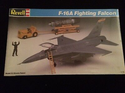 Revell 4362 1/72 Scale F-16 Fighting Falcon Model Kit in Sealed Box