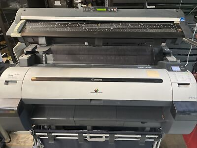 Cannon Ipf760 Colortrac Cic40 Viewsonic Large Format Printer