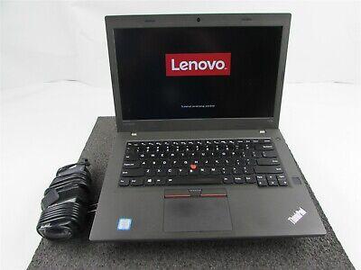 Lenovo ThinkPad T460P i7-6820HQ 2.7GHz 8GB Ram 940MX No HDD No OS