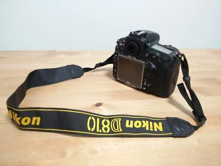 Nikon D810 + 3 lenses,Tripod, Swiss Bag - Good Condition