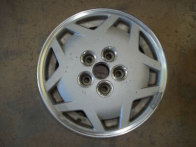 "1988 88 1989 89 Mazda 626 MX-6 MX 6 Alloy Wheel Rim 15"" OEM 64695 USED"