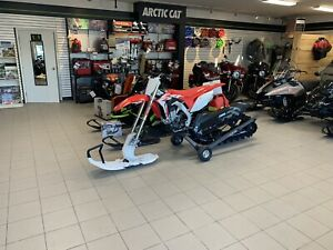 Snowbike honda 450f 2018 with camso kit 2019