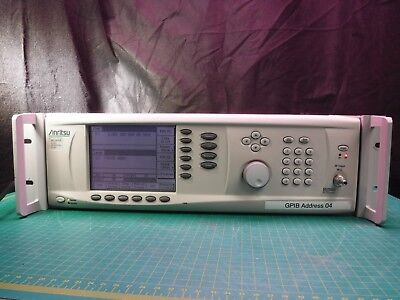 Anritsu Mg3694b 2 Ghz To 40 Ghz Synthesized Microwave Signal Generator