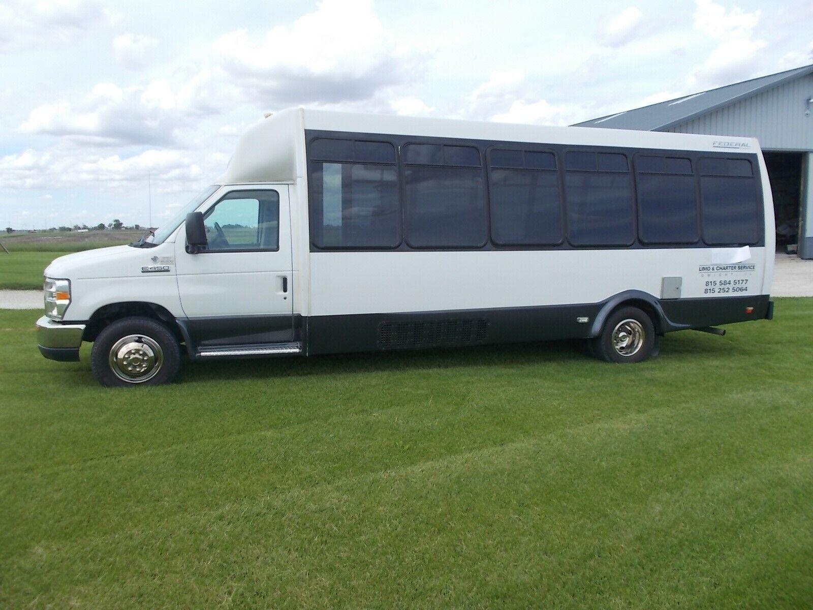 2012 Ford E450  Shuttle Bus 24 passenger