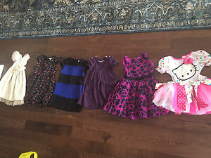 Toddler Dresses - Lot of seven gently used