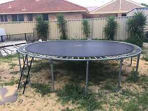 Trampoline Clarkson Wanneroo Area Preview