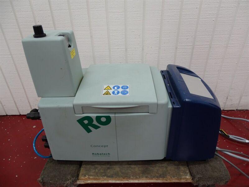 Robatech A 8/6 136324 Hot Glue System 200-400VAC 25/40A 50/60Hz 3PH