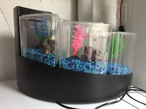 Aqueon Betta Falls Fish Aquarium