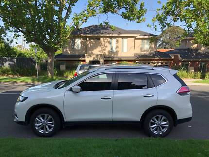 2015 Nissan X-trail SUV ST-L Model Leather 7 Seaters Car Camberwell Boroondara Area Preview