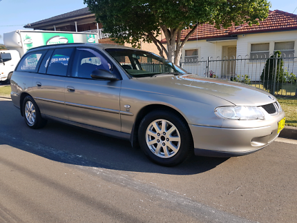 holden commodore vx wagon long rego low kms vt vy vz ve