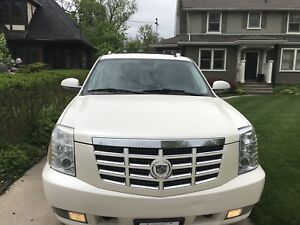 2008 Escalade ESV Certified and etested