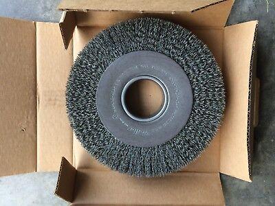 Weiler Crimped Wire Wheel Wire Brush 03160 8 3160