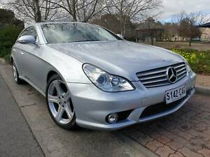 2006 Mercedes-Benz CLS350 4 Door Coupe 86000 km's Mile End West Torrens Area Preview