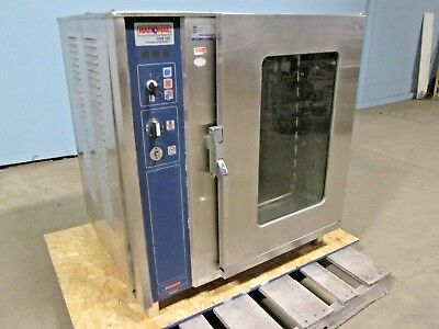 """""""RATIONAL COS101"""" HEAVY DUTY COMMERCIAL 208V 3PH COMBI OVEN / STEAMER"""
