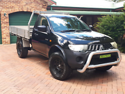 2008 Mitsubishi Triton Cab Chassis Lithgow Lithgow Area Preview