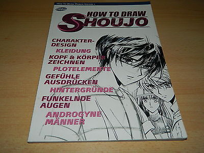 EIDALON - How to draw SHOUJO - Special 1 - NEU