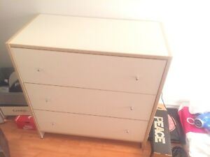 Commode 3 tirroirs