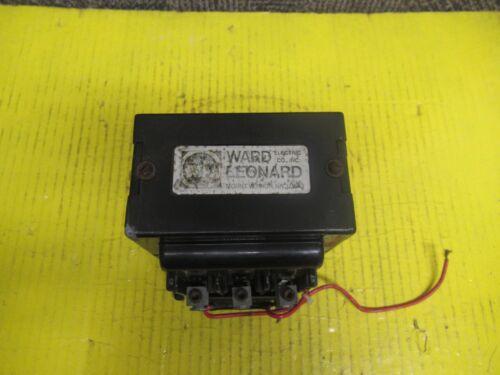 WARD LEONARD CONTACTOR 5DP2-5051-22 SIZE 2 SZ 2 240Vdc 45A A AMP 5DP2505122