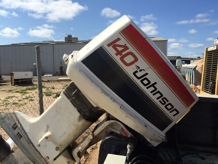 140 Johnson outboard Swan Hill Swan Hill Area Preview