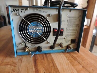 Refrigerant Recovery Machine Rrti Mdl. Rru30 Hvac