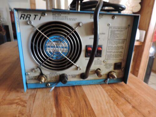REFRIGERANT RECOVERY MACHINE (RRTi) MDL. RRU30 HVAC