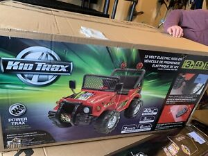 Kid Trax 12 volt electric ride on