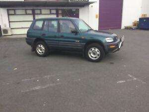 1997 Toyota RAV4 SUV Derwent Park Glenorchy Area Preview