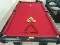 Olhausen Pool Table. Great Shape!!!!!