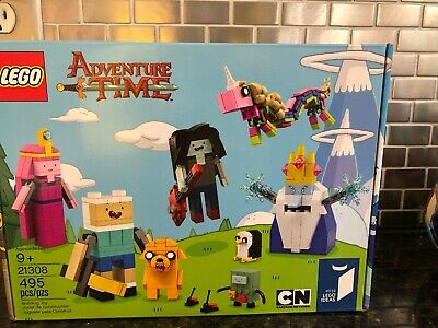 Lego Ideas Adventure Time #21308 |BRAND NEW FACTORY SEALED