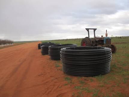 400mtr rolls poly sprinkler lines Moorook Loxton Waikerie Preview