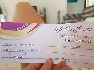 Define hair dedign Capital Hill South Canberra Preview